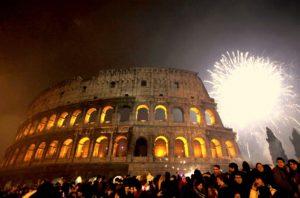 Colosseo Capodanno