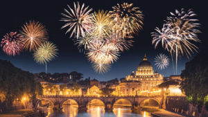 Feste capodanno roma