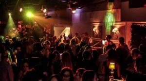 Cluster Club festa